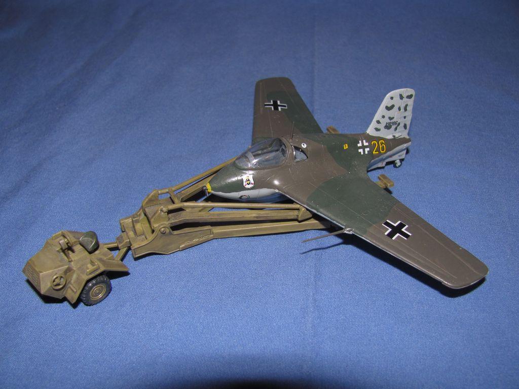 1/72 German ME-163 $10