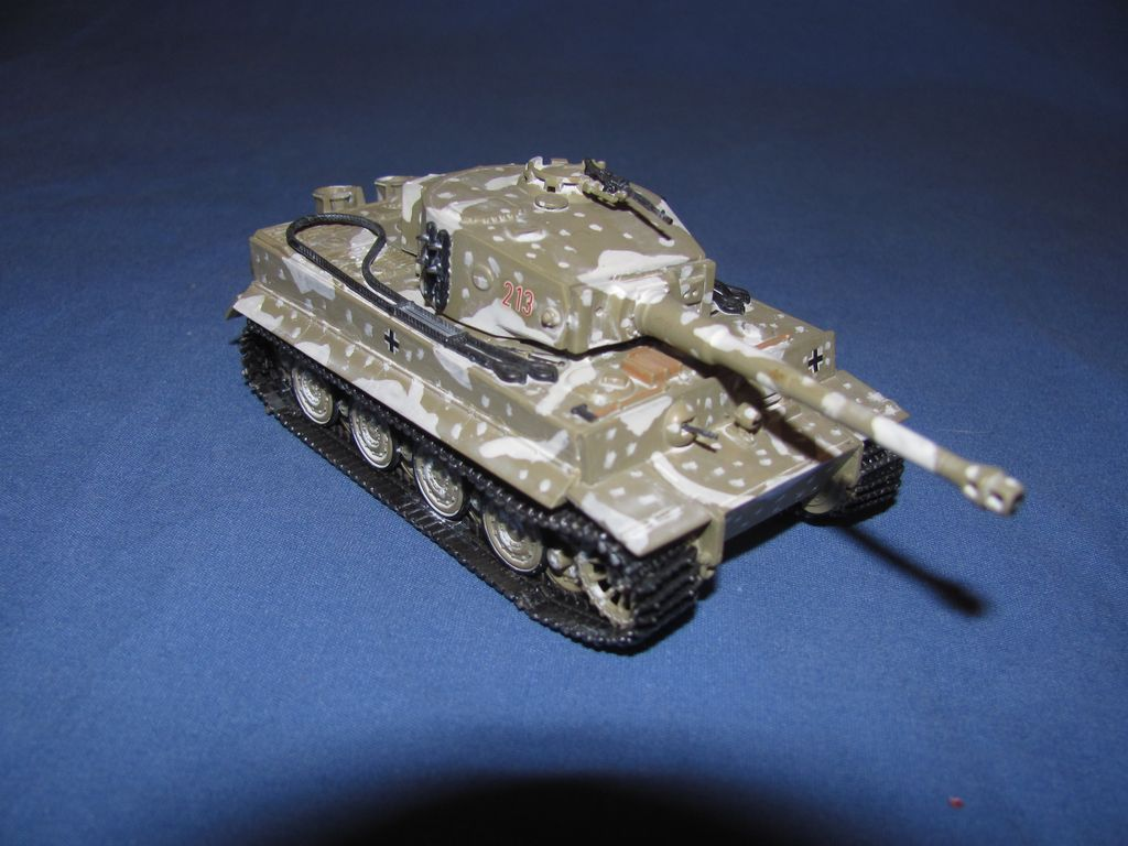 1/72 German Tiger $5