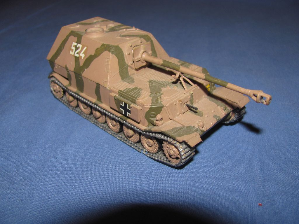 1/72 German Elefant Tank Destroyer $5