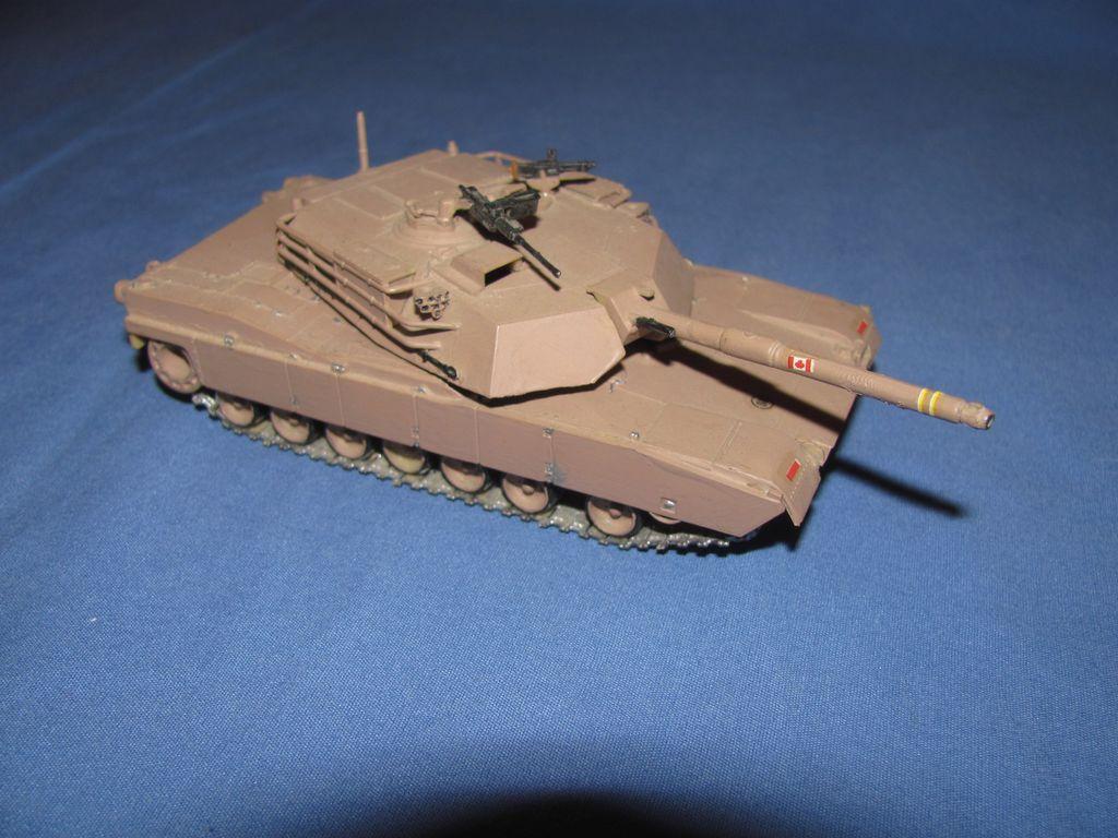 1/72 M1 Abrams $4