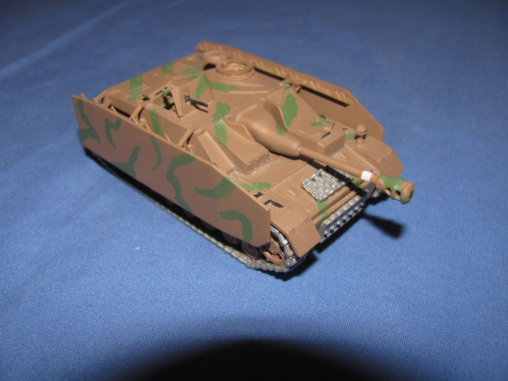 1/72 German Stug IV Assault Gun $4