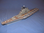 1/700 Russian Aircraft carrier Kiev class $25