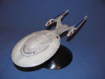 1/2500 Star Trek USS Enterprise E $10