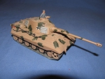 1/72 German King Tiger $5