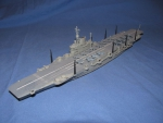 1/700 UK Aircraft Carrier Victorious $15